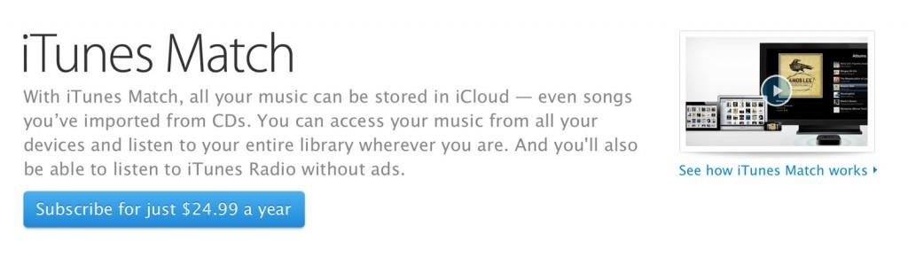 iTunesMatch