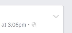 Facebook Page Schedule URL